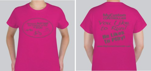 Iron Girl Triathlon Team SHirts